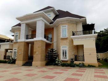 Newly and Luxury Built 6 Bedroom Duplex, Maitama District, Abuja, Detached Duplex for Sale