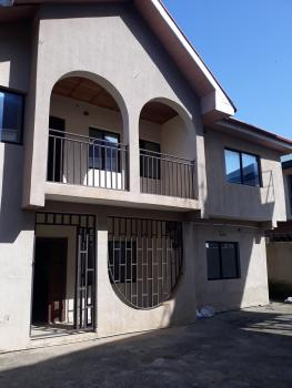 to Be Renovated: 4 Bedrooms Twin Duplex with Servant Quarters, Off Oladipo Diya Way, Apo, Abuja, Semi-detached Duplex for Rent