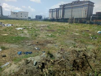 Strategic Commercial Land Measuring 10,000sqm, Facing Oriental Hotel, Oniru, Victoria Island (vi), Lagos, Commercial Land for Sale