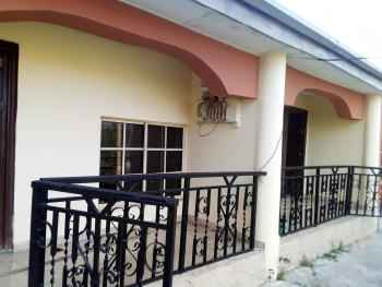 Twin-bungalow of 2 Bedroom Flats Each/ a Full Plot of Land with a Surrounding Fence, Oloruntedo Street, Oke-ira, Ado, Ajah, Lagos, Block of Flats for Sale
