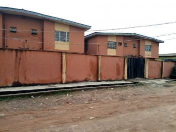 3 Bedroom Flat, Babatunde Allen Street, Ejigbo, Lagos, Block of Flats for Sale