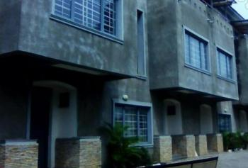 4 Units of 5 Bedrooms Duplex with Study Room, 1 Room Bq, Car Park, Security House., Jabi, Abuja, Terraced Duplex for Sale