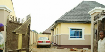 Newly Built 2 Units of 3 Bedrooms and 2 Bedrooms, Kutunku, Gwagwalada, Abuja, Detached Bungalow for Sale