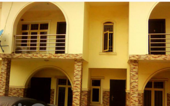 a Spacious Two Bedroom, in a Large Compound, All Rooms En Suit., Utako, Abuja, Flat for Rent