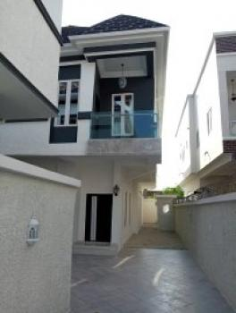 Brand New 4 Bedroom Semi Detached Duplex, Chevron Drive, Chevy View Estate, Lekki, Lagos, House for Rent