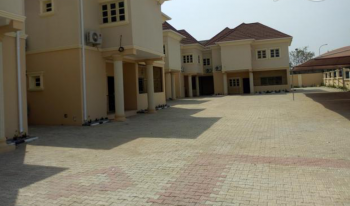 Brand New and Luxurious 3 Bedroom Semi Detached Duplex with Attached Bq and Exquisitely Finishing, Jabi, Abuja, Terraced Duplex for Rent