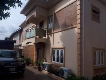 Newly Built 4 Bedroom Duplex with 1 Room Bq, Off Bamishile Street, Allen, Ikeja, Lagos, Terraced Duplex for Rent