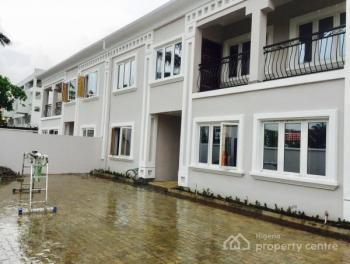 5 Bedroom Semi Detached Duplex Plus Bq, Olumo Road,  Parkview Estate, Parkview, Ikoyi, Lagos, Semi-detached Duplex for Rent
