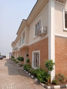 4 Bedroom Terrace with a Room Boy's Quarter, a Penthouse, a Jetty and a Kitchen Fitted at Vgc #4m, Vgc, Vgc, Lekki, Lagos, Terraced Duplex for Rent
