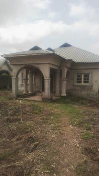 Distress Sale of 90 Uncompleted 3 Bedroom  Bungalow with More Space for Another Structure, Harmony Estate, Itamerin Elebu Oluyole, Ibadan, Oyo, Detached Bungalow for Sale