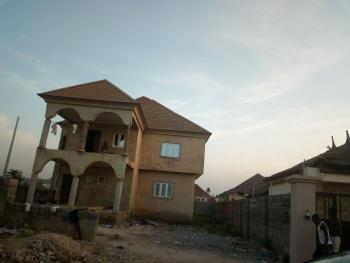 Carcass Fully Detached Duplex  in an Estate, By Godab Estate Side, Life Camp, Gwarinpa, Abuja, House for Sale