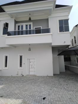4 Bedroom Semi Detached Duplex with Bq, Chevron Drive, Chevy View Estate, Lekki, Lagos, Semi-detached Duplex for Sale