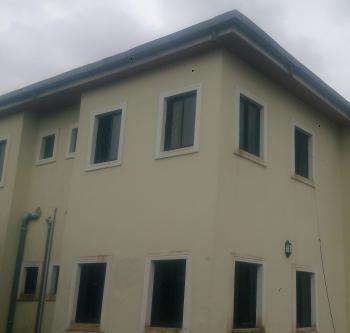 Newly Built a Block of 4 Units 3 Bedroom Flat  ( All Room En Suite)with a Service Quarter, Corporative Villa Estate Road, Ado Road, Ado, Ajah, Lagos, Flat for Rent
