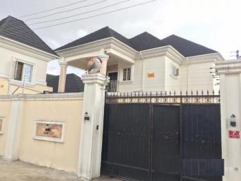 a Tastefully Finished 4 Bedroom Detached House + 1 Room Bq   N70m, Farm Road 2 Estate, Eliozu, Port Harcourt, Rivers, Detached Duplex for Sale