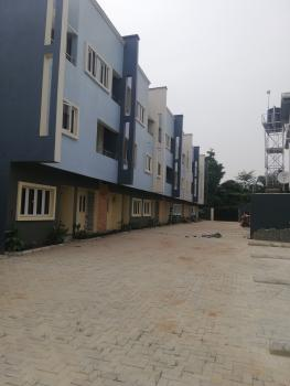 Brand New and Exquisitely Finished 4 Bedroom Terrace Duplex, Lekki Conservation Centre, Lafiaji, Lekki, Lagos, Terraced Duplex for Rent