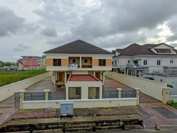 Sophisticated 5 Bedroom Semi Detached House, Pinnock Beach Estate, Osapa, Lekki, Lagos, Semi-detached Duplex for Sale