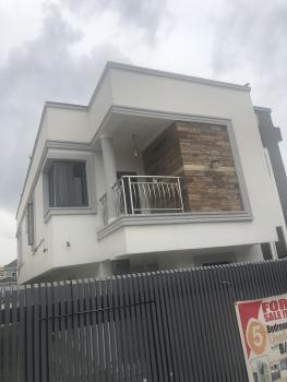 Large 5 Bedroom Detached House with Study and Gym, Allen, Ikeja, Lagos, Detached Duplex for Sale