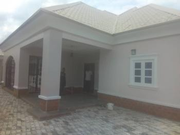 Brand New 3 Bedroom Bungalow with a Space for a Bq in an Estate, After Sunnyvale, Lokogoma District, Abuja, Detached Bungalow for Sale