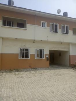 3 Bedroom with Bq Terrace Duplex, Silicon Valley Estate, New Road, Igbo Efon, Lekki, Lagos, Terraced Duplex for Rent