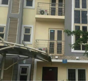 Clean 4 Bedroom Terrace Apartment with Bq, Brains Hammer Estate, Life Camp, Gwarinpa, Abuja, Terraced Duplex for Sale