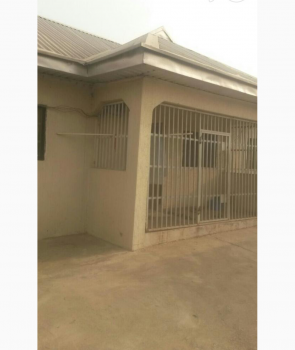 Cheap/spacious 3 Bedroom & 5 Units 1 Bedroom Apartments, Dei-dei, Abuja, Detached Bungalow for Sale