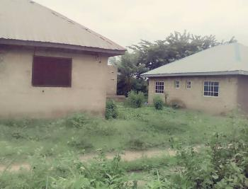 Partly Completed 3 Bedroom Bungalow, Lagelu, Oyo, Detached Bungalow for Sale