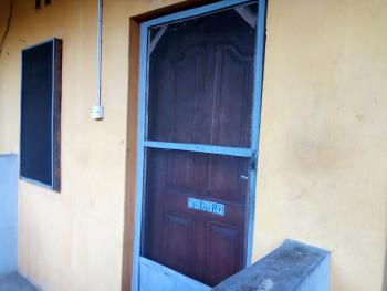 a Studio Flat in a Highly Accessible Location, Hussay Street Off Military Hospital, Waec Bus Stop, Jibowu, Yaba, Lagos, Self Contained (single Rooms) for Rent