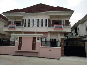 New and Nicely Finished 4 Bedroom Semidetached Duplex with a Room Bq, Thomas Estate, Ajah, Lagos, Detached Duplex for Sale