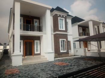 Newly Built 5 Bedroom Detached Duplex, Lekki County Homes, Megamound Estate, Ikota Villa Estate, Lekki, Lagos, Detached Duplex for Sale