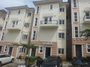 Brand New 4 Bedroom Maisonette, Brains and Hammers Estate, Lokogoma Road, Galadimawa, Abuja, House for Rent