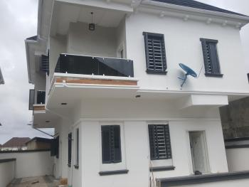 Well Finished 4 Bedroom Detached House  in a Mini Estate with 24 Hours Power, Conservation Road, Lafiaji, Lekki, Lagos, Detached Duplex for Sale