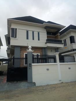 Well Finished and Brand New 4 Bedroom Detached Duplex with a Room Bq, Thomas Estate, Ajah, Lagos, Detached Duplex for Sale