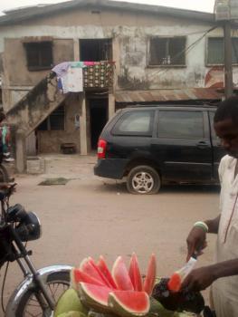 Land, Adesiyan, Beside First Bank, Ilupeju, Lagos, Mixed-use Land for Sale