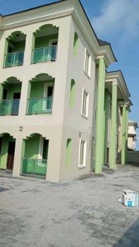 Brand New  9 Flats of 3 Bedrooms with in Built One Room Servant Quarters Each (a Block of 6 Flats + a Block of 3 Flats), Lekki Phase 1, Lekki, Lagos, Block of Flats for Sale