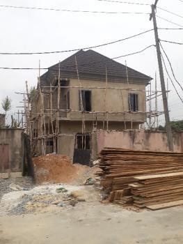 on-going Construction of a New 3 Bedroom Detached House with 1 Room Boys Quarters, Off Ogudu Road, Gra, Ogudu, Lagos, Detached Duplex for Sale