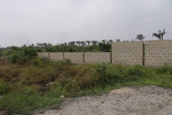 Documented Land, It Is After The Lekki Free Trade Zone, Very Close to Power Oil and The Resort, Ibeju Lekki, Lagos, Mixed-use Land for Sale