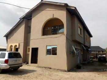 Fully Detached Duplex Comprising of 4 Bedroom Upstairs, 2 Bedroom, 1 Bedroom and a Bq Downstairs on 658.260 Sqm Land, Niyi Adesanya Street, By Oro Mosque Off Nipco Station, Badore, Ajah, Lagos, Detached Duplex for Sale