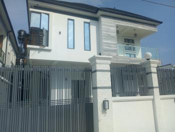 Luxury Newly Built 4 Bedroom Semi Detached Duplex with 1 Bq, Idado, Lekki, Lagos, Semi-detached Duplex for Rent