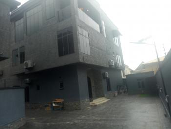 a Unit of Beautifully Built, Elegant and Sophisticated 6 Bedroom Fully Detached Duplex with Bq* All Rooms En Suite and Facilities, Chevy View Estate, Lekki, Lagos, Detached Duplex for Sale