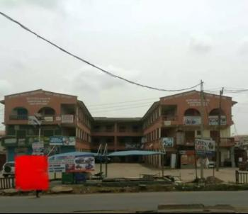 Prime Located Shopping Complex with Standard 66 Shops Sitting on 1,548sqm, Jakande Gate, Oke Afa, Isolo, Lagos, Plaza / Complex / Mall for Sale
