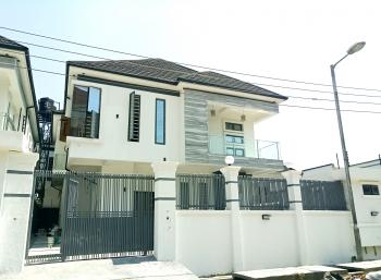 Exquisite Finishing 5 Bedroom Fully Detached Duplex with a Bq, Traffic Light, Just Before Chevron Roundabout, Idado, Lekki, Lagos, Detached Duplex for Sale