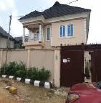 3 Bedroom Duplex with Two Sitting Room and Fitted Kitchen, Praise Hill Estate, Off Journalist Road, Berger, Arepo, Ogun, Detached Duplex for Rent