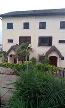 Waterfront 4 Bedrooms Semi Detached House in a Mini Estate, Osborne Foreshore 1, Osborne, Ikoyi, Lagos, Semi-detached Duplex for Rent