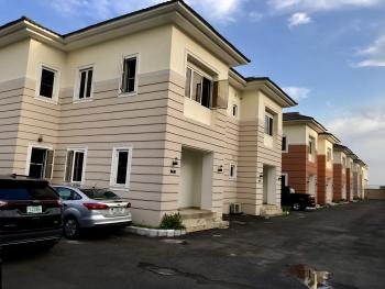 Luxury 4 Bedroom Terrace with with a Room Bq in a Mini Estate, Lekki Phase 1, Lekki, Lagos, Terraced Duplex for Rent