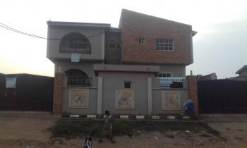 Newly Built 3 Bedroom Flat, Ojokoro Road, Benson Estate, Ikorodu, Lagos, House for Rent
