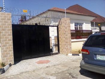 Neatly Maintained 2 Bedroom Bungalow Apartment, Hill View Estate, Beside Godab Eatate, Life Camp, Gwarinpa, Abuja, House for Rent