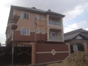 Newly Built 3 Bedroom Flat, Branko, Mafoluku, Oshodi, Lagos, Flat for Rent