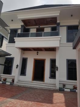 Luxury Spacious Mansion 5 Bedroom Duplex with a Big Bq, Opposite Victory Park Estate, Osapa, Lekki, Lagos, Detached Duplex for Sale