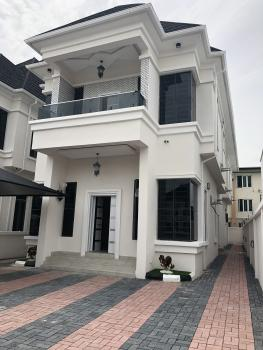 5 Bedroom Fully Detached House with Maid;s Room, Osapa, Lekki, Lagos, Detached Duplex for Sale