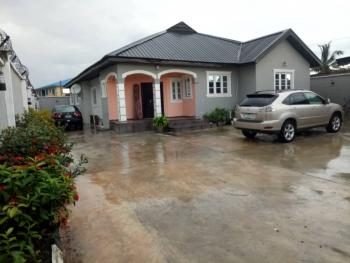 Relatively Newly Built of 4 Bedrooms Bungalow with All Properties Inside Except The Set of Chairs, Commodore Hotel, Elebu, Challenge, Ibadan, Oyo, Detached Bungalow for Sale